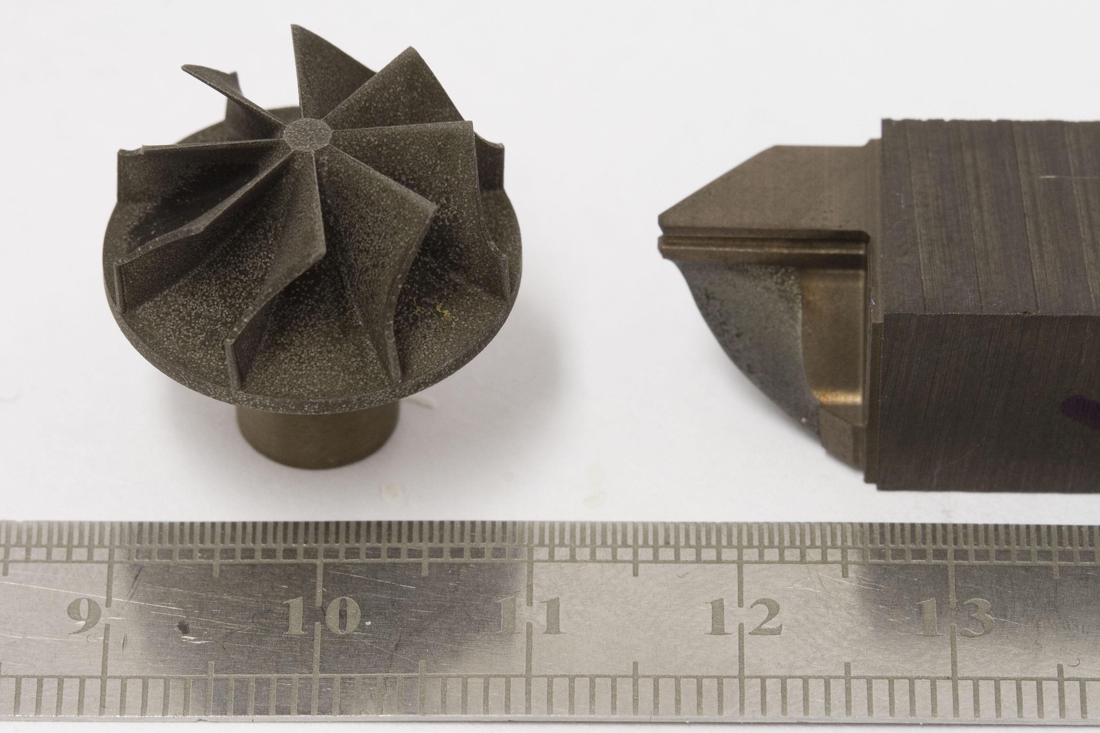 Micro gasturbine